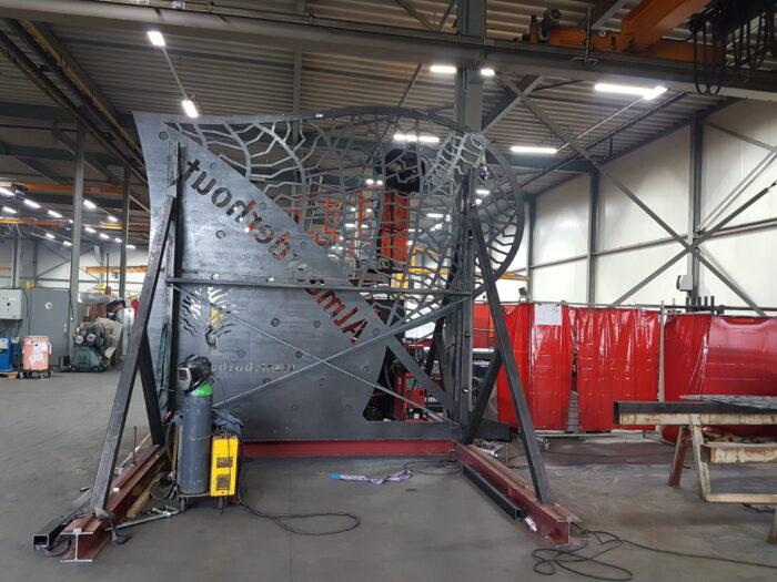 constructie staal MCM_Staatsbos