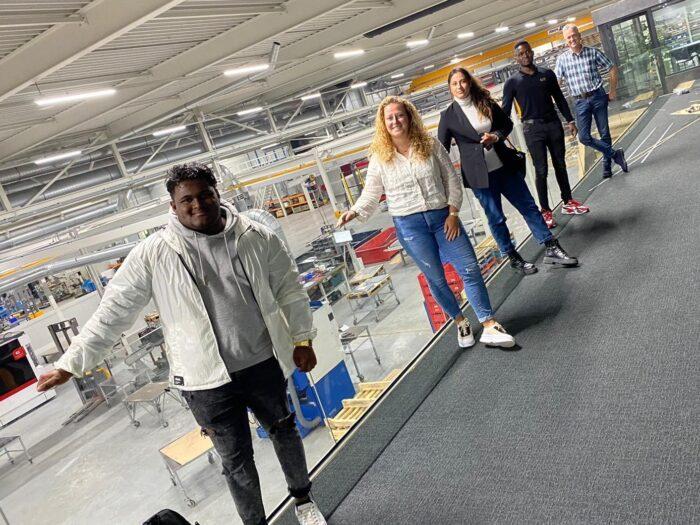 HRM studenten Windesheim onderzoeken leercultuur MCM  ism Innovatiecluster
